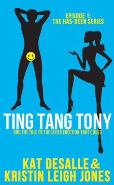 Ting Tang Tony by Kat DeSalle and Kristin Leigh Jones Size does not matter, when you find your perfect match... Laughs, snorts and a really sweet romantic story in spite of the H's line of work.