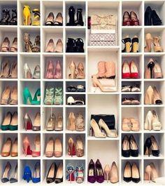Zapatos on pinterest - Muebles para guardar zapatos ...