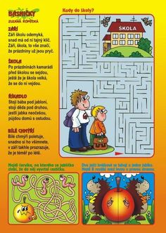 Autumn Activities, Maze, Comics, Sd, Archive, Craft, Labyrinths, Comic Book, Comic Books