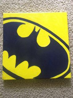 Batman Canvas