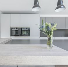 Integrated Miele appliances fit seamlessly into an open plan design, allowing you to maximise on space without compromising on quality Large Open Plan Kitchens, Plan Design, Living Area, Kitchen Design, Appliances, Design Inspiration, How To Plan, Space, Fit