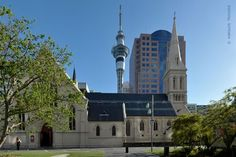 ST PATRICK CATHEDRAL IN AUCKLAND Photo by KAROLOS TRIVIZAS — National Geographic Your Shot