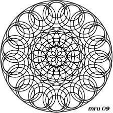 Resultado de imagen para mandalas para colorear dificiles