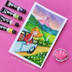 St G, Dream Art, Insta Posts, Ankara, 18th, Dreams, Memories, Painting, Instagram