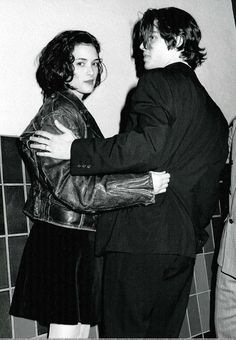 How they were the ultimate '90s couple... | 21 Reasons Johnny Depp And Winona Ryder Should Get Back Together