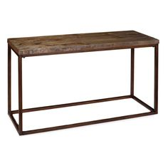 Magnussen Pinecrest Sofa Table