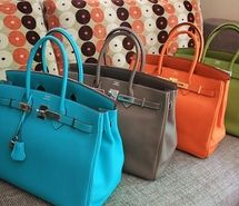 berkin bags <3 I think every woman deserves a great piece like this