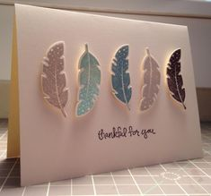 Good Greetings & Four Feathers Holiday Mini Sneak Peek by TooManyCats - Cards and Paper Crafts at Splitcoaststampers