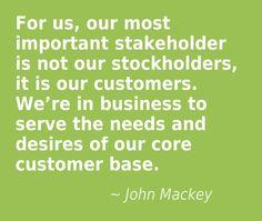 stockholder vs stakeholder