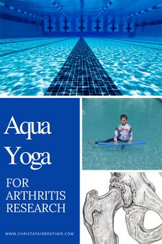 Evidence informed practice helps us make good decisions about our bodies.  What does the research say about aqua yoga to manage arthritis?  Here's a recap of what the research shows about the potential benefits.