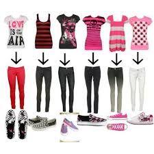 Resultado de imagen para clothing clothes