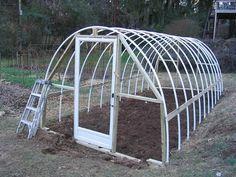 Simple Greenhouse