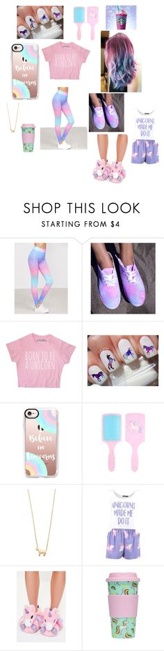 """""""Unicorn Crazy"""" by alaynamccasland ❤ liked on Polyvore featuring WithChic, Casetify, Ariel Gordon, Boohoo and Missguided"""