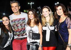 """Fátima Bernardes leva filhos ao festival, mas assume: """"Queria ver Ivete e Beyoncé"""" - Yahoo! OMG! Brasil.´´Rock  in Rio´´."""