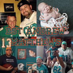 """Meet Your Digital Street Team—Hey NFL Nation! I'm @tharealmatthews from Nova Scotia. The east coast of Canada has some of the most passionate NFL fans in the country. I've been a long time season ticket holder for the Miami Dolphins and love my team. Let's talk on Instagram and Twitter @ThaRealMatthews...don't worry, I'll be sure to post photos of my '84 VW Campervan """"The Shula."""""""