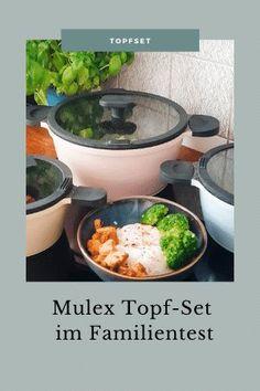 Mulex Topf-Set im Familientest - Mama schreibt 'ne Liste