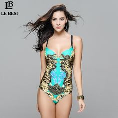 LE BESI New Hot Sale Women's Girl Sexy Swimwear One Piece Swimsuit //Price: $35.68 & FREE Shipping //http://likeadiamondworld.com/le-besi-2016-new-hot-sale-womens-girl-sexy-swimwear-one-piece-swimsuit-female-swimming-suits-bathing-suit-plus-size-monokini/