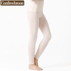 Femmes de Sous-Vêtements Longs Johns Mixte Coton Modal Doux Thermiques Pantalon Élastique Femelle Mince Chaud Leggins En Automne Et Hiver 336