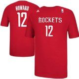 Dwight Howard Houston Rockets Red Jersey Name and Number T-shirt X-Large - http://hoopsternation.com/dwight-howard-houston-rockets-red-jersey-name-and-number-t-shirt-x-large/