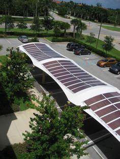 "Konarka ""power plastic"" flexible polymer photovoltaic material"
