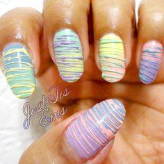 Instagram photo by  tisems #nail #nails #nailart