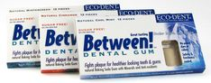 ECO-BENT BETWEEN! DENTAL GUM is the perfect answer to improving your dental hygiene while freshening your breath at times when it is inconvenient or not possible to brush and floss. This Natural Dental Care Gum is made with Baking Soda, Minerals and Antioxidants.
