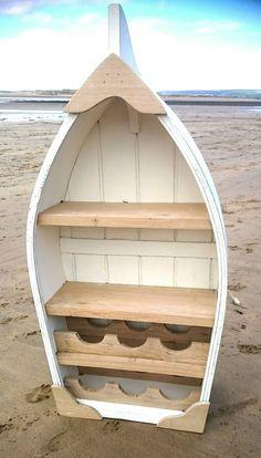 Boat book case,wooden bookshelf,nautical,handmade bookshelf,book shelf,ship book shelf,handmade furniture, oak bookshelf,bookcase,wine rack