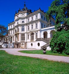 Ploskovice castle (North Bohemia), Czechia