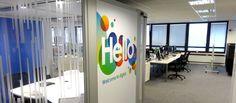 Resultado de imagen para office design vinyl corporate