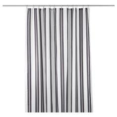 SKAGERN Shower curtain - IKEA. $9.99