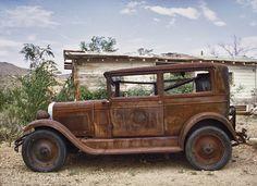 Route 66 Rust Bucket