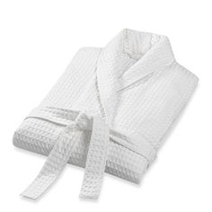 20% off at checkout for a limited time! Waffle Weave Robe #williamssonoma