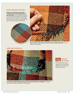 Threads magazine 137 july 2008 by Pennie Annie - issuu