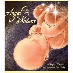 Angel in the Waters- with simple illustrations and well written text the story of a Baby and it's guardian angel. Available at Leaflet Missal