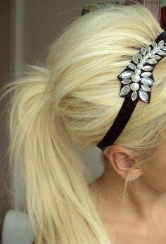 ponytail hairstyles | Ponytails