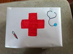 LES DOUCEURS DE LISOU: juillet 2012 - cadeau pour une infirmière diplomée