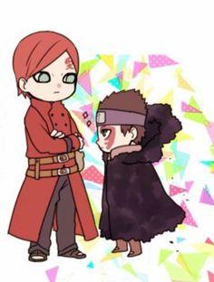 Gaara x Shinki