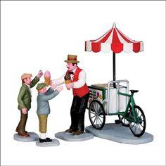 vendeur de gelatto