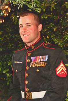 A former marine, Clay Hunt, took his own life in After his death, The Clay Hunt Suicide Prevention for America Veterans Act pushed for increased mental health evaluations and suicide prevention. Once A Marine, Fallen Heroes, Fallen Soldiers, Department Of Veterans Affairs, Military Men, Military Veterans, Afghanistan War, American Veterans, Us Marine Corps
