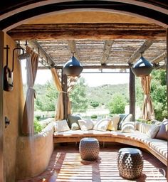 modern, tuscan, and rustic--repin via Domini Warner