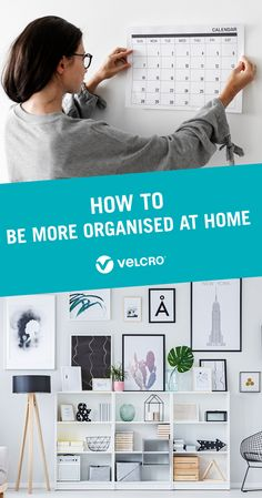 How to Be More Organised at Home