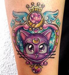 Sailor Moon Tattoos | Inked Magazine