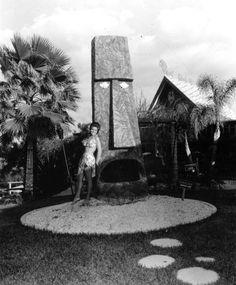 Tiki Gardens; Indian Rocks Beach, Florida