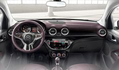 Design, inside and out. Check it out: http://www.opel.com/microsite/adam/#/country
