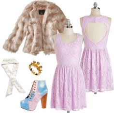 Marina and the Diamonds: Outfit #3