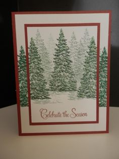Love this CTMH card by Caron