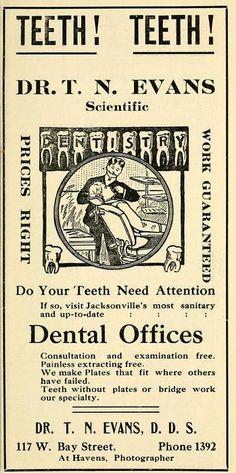 Teeth! Teeth!