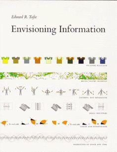 Envisioning Information by Edward R. Tufte, http://www.amazon.com/dp/0961392118/ref=cm_sw_r_pi_dp_aHtJrb1YVRPYW