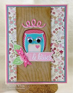 Enchanted Ladybug Creations: Hugs & Kisses - Taylored Expressions Deluxe Subscription! 8-)
