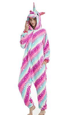 dPois Unisex Boys Girls Christmas Winter Flannel Reindeer One-Piece Hooded Pajamas Sleepwear Jumpsuit